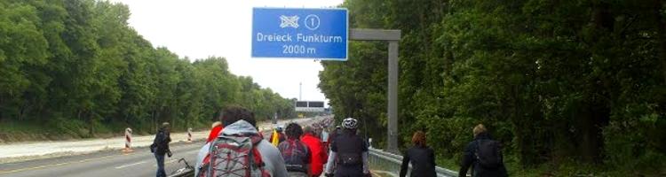 Berliner Sternfahrt 2012