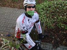 Winterkleidung für Radfahrer